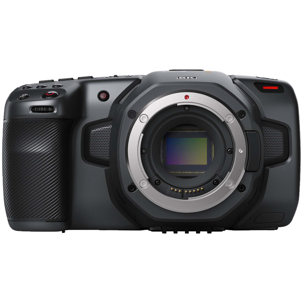 Blackmagic Pocket · 6K