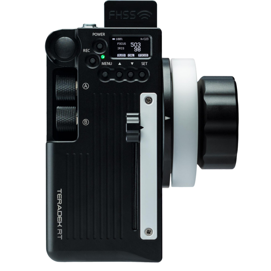 RTMotion · 4 axis mk3