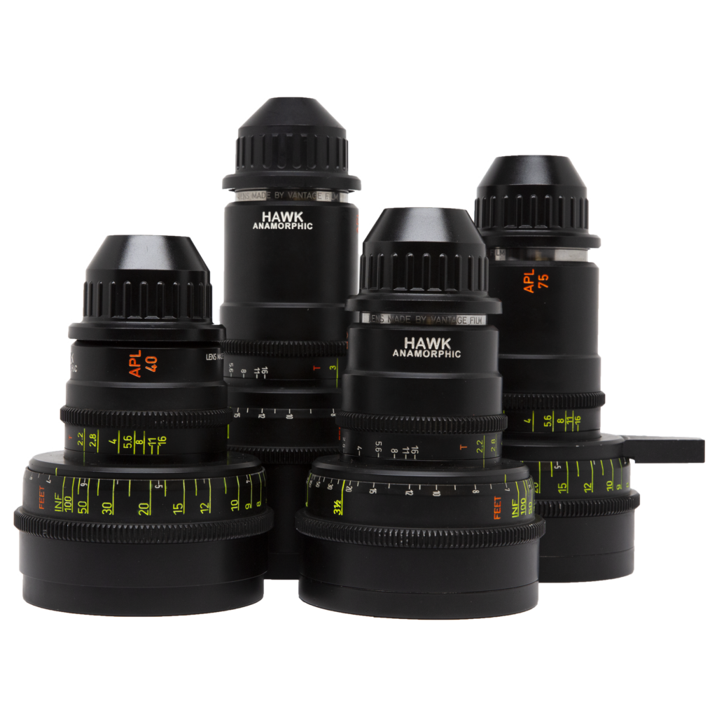 Vantage · Hawk C-Series Lenses