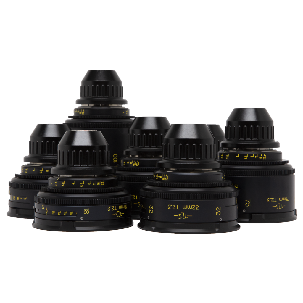 Cooke · Speed Panchro s2/s3 TLS