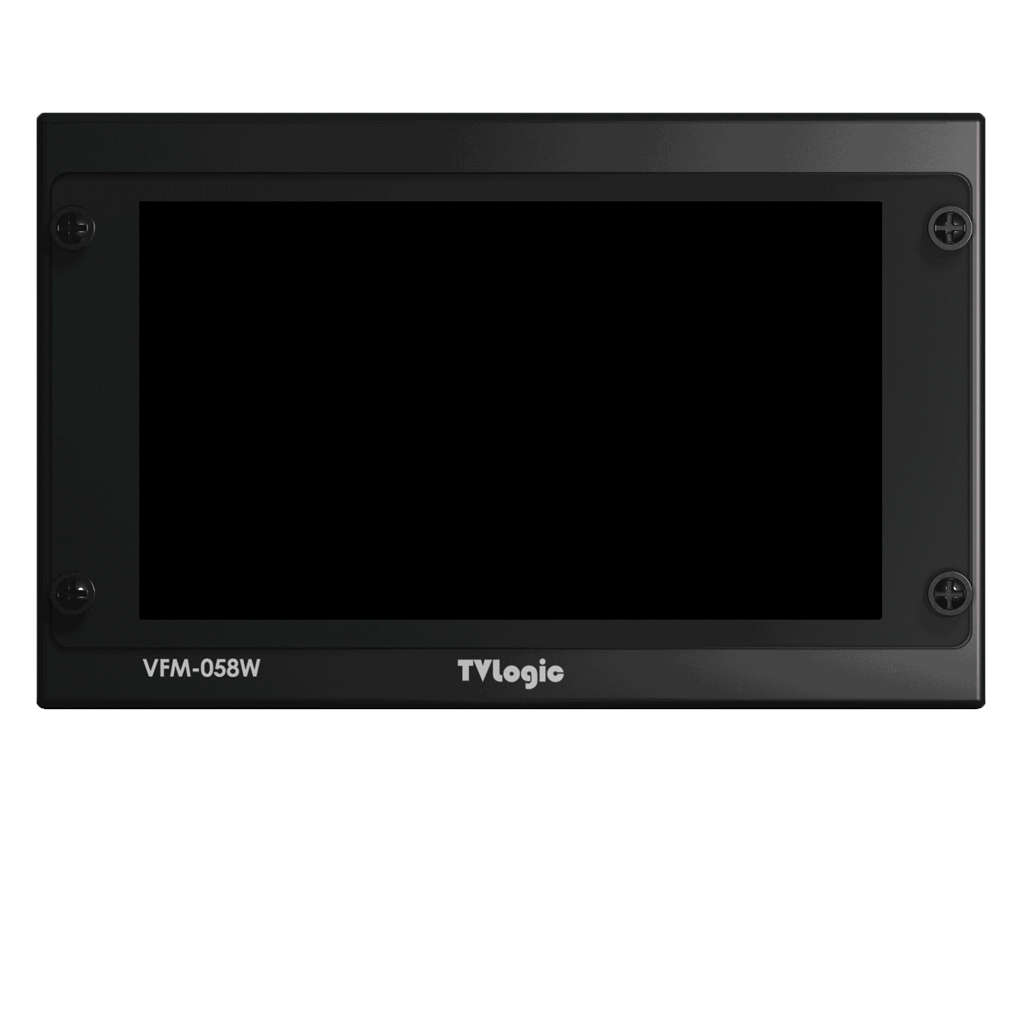 TvLogic · VFM - 058W
